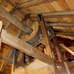 Machinery in the roof