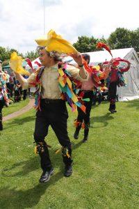 Mish Mash Morris Dancers